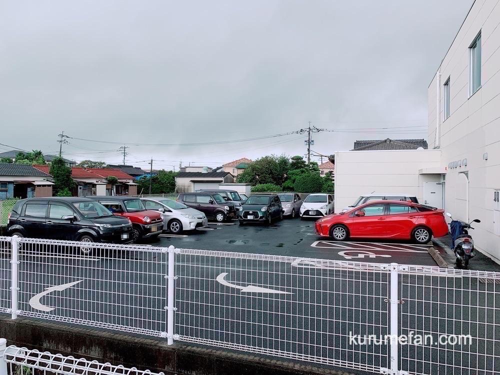 さかなづくし(SAKANA ZUKUSHI)久留米市津福今町 駐車場