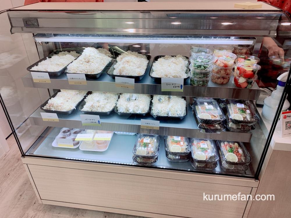 さかなづくし(SAKANA ZUKUSHI)揚げ物売り場・揚げたてを提供