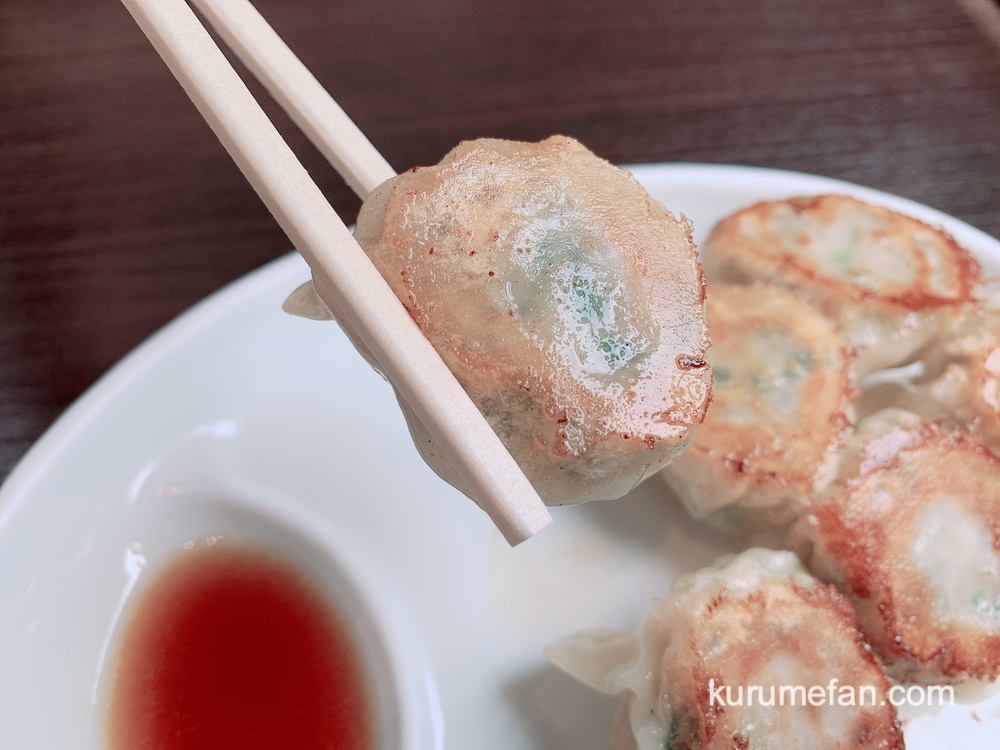 麺屋 我ガ 我ガオリジナル焼き餃子