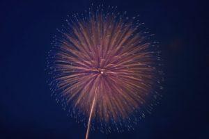 今日、8月25日 小郡市・大刀洗町一帯で計19カ所で打上花火!夢HANABI2020