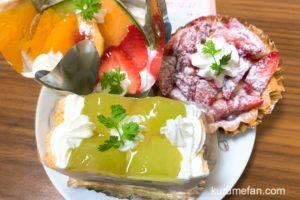 フランス菓子 アベニュー 久留米市西町にある美味しいケーキ店