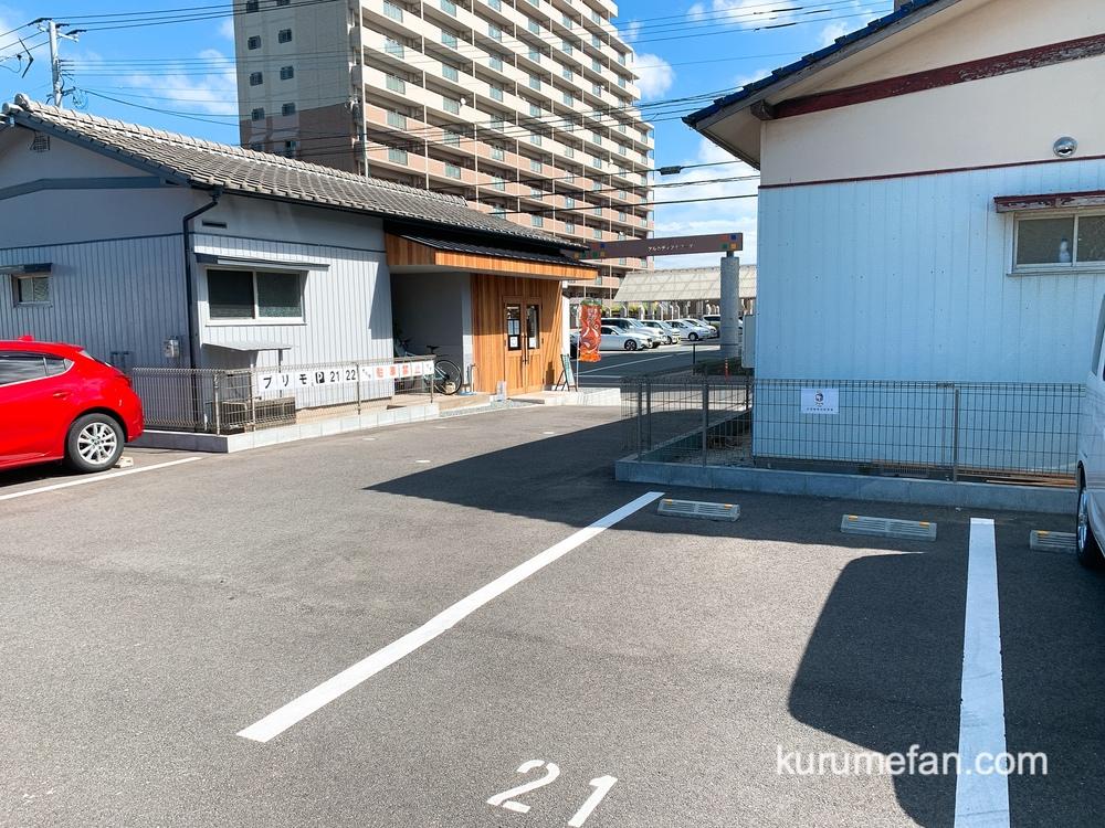 フレッシュベーカリープリモ 21番と22番 2台駐車場あり