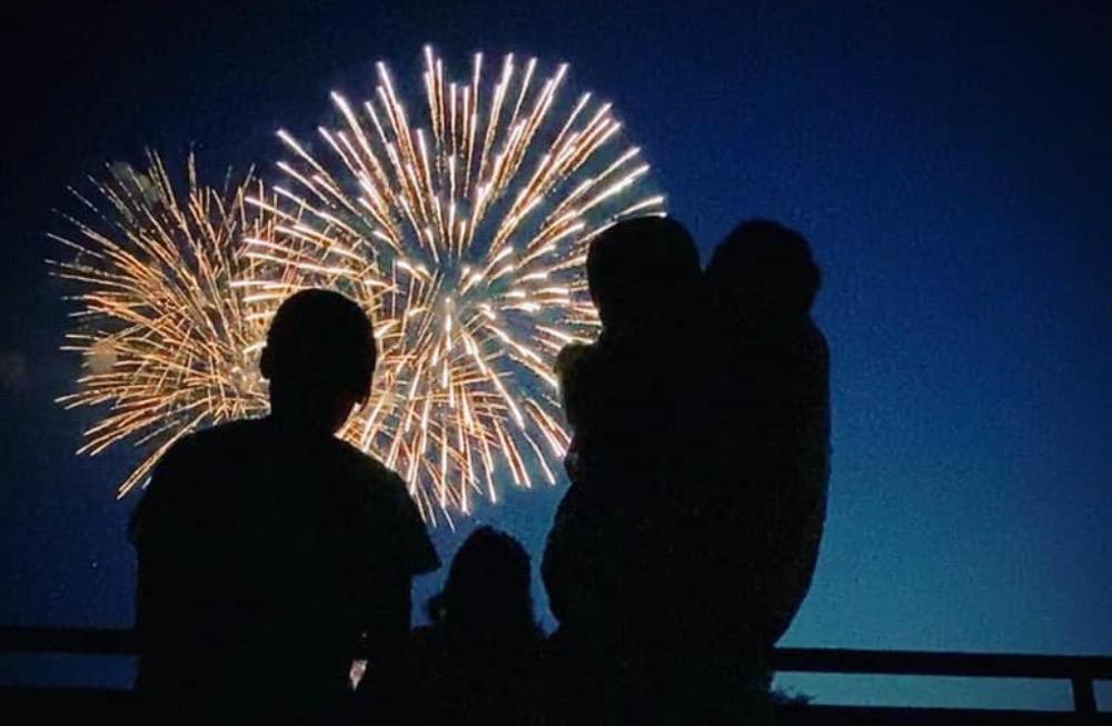 今日も!10月25日 19時30分に福岡市で花火打上「希望の花火」ライブ配信も