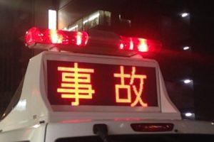 九州道下り 基山PA付近で事故 自衛隊車両が横転事故 渋滞発生【10/19】
