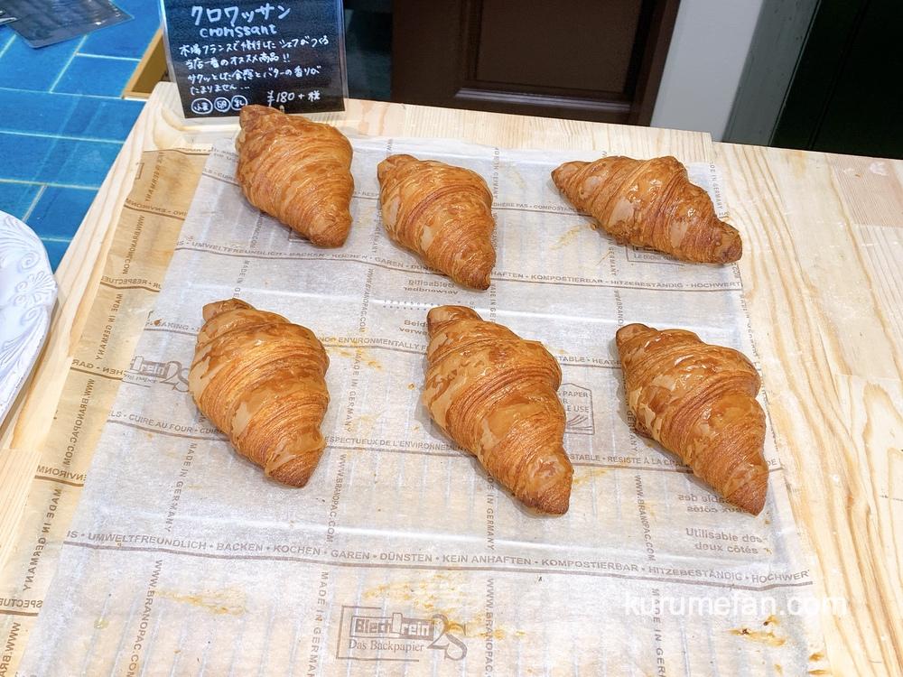 セパグラーブ(久留米市)店内 色々なパン