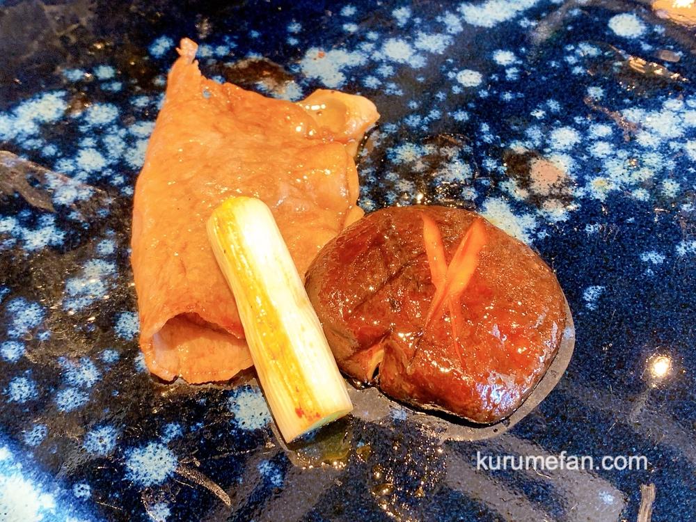 神様の宝石でできた料理店 壱岐牛肉尽くしコース リブロースのすき焼き