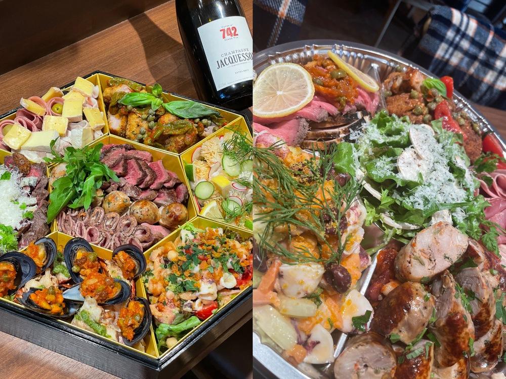 GOCCI お肉がたくさん!予算に合わせたイタリアンオードブルセット