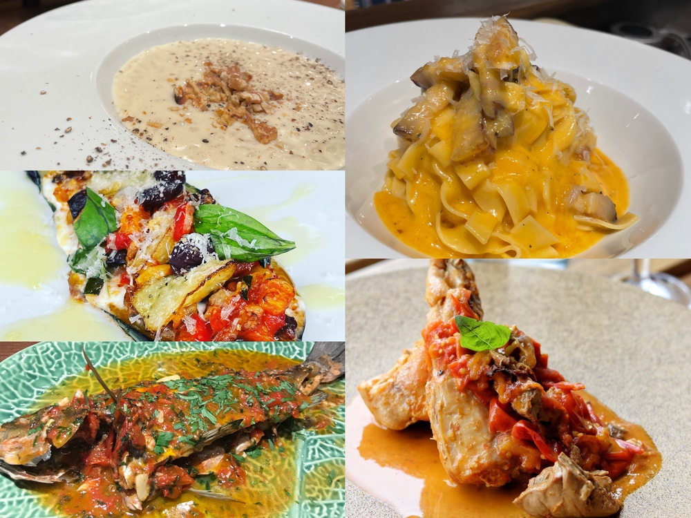 GOCCI 料理歴21年のイタリアンシェフが手掛ける現地色の強い本格イタリアン