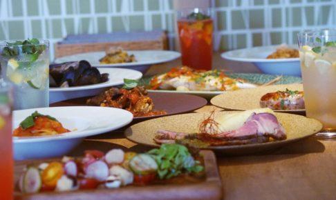 GOCCI メニューを一新!南イタリア郷土料理が充実 テイクアウトやデリバリーも!