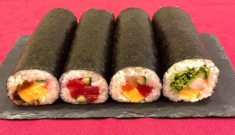 家族で楽しむ 魚政の恵方巻 選べる4種類!内容・料金
