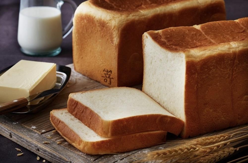 高級食パン専門店 嵜本 エマックス・クルメに初出店!2月期間限定オープン