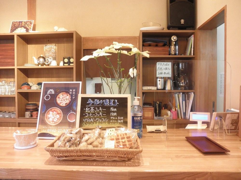 カフェ イルヴェント テイクアウトメニュー 焼菓子