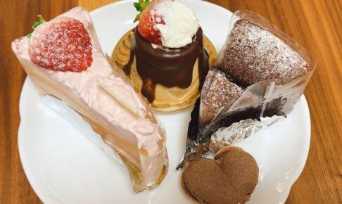 セシルの花束 久留米市東櫛原町にある素朴で美味しいケーキ屋さん