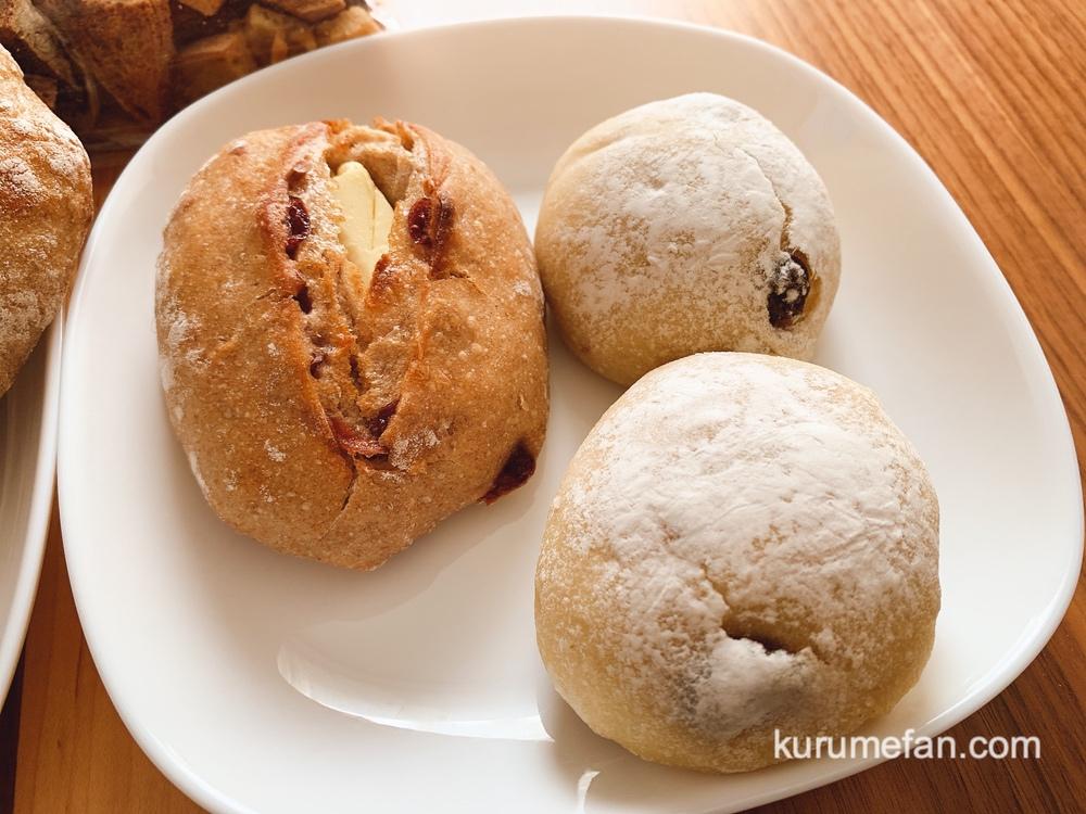 粉kona屋(こなこなや)噛めば噛むほど味わいが増すパン