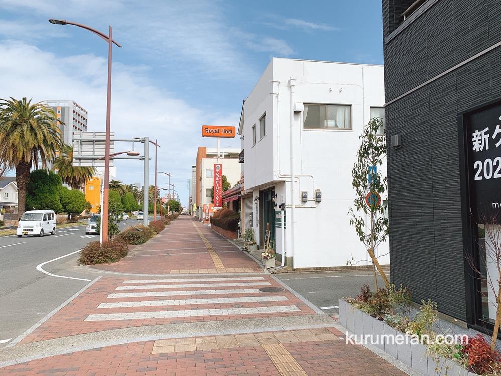 モバイルカフェ久留米(mobile cafe KURUME)福岡県久留米市本町12-1