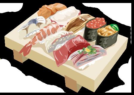 魚料理・寿司