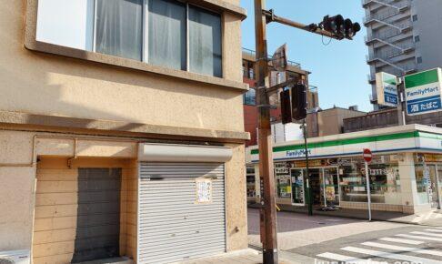 ヤマダのあまぐり 久留米文化街入口の甘栗屋が閉店 50年以上の歴史に幕