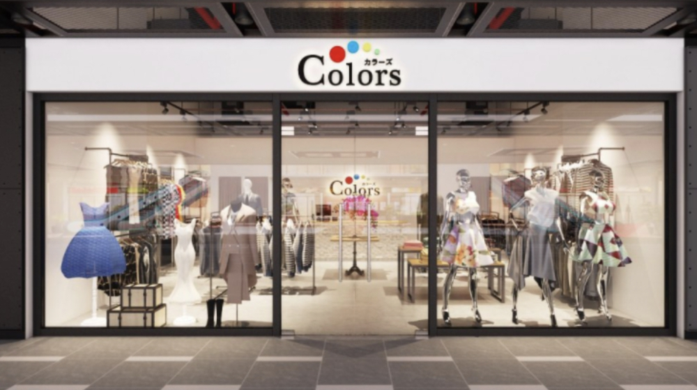Colors(カラーズ)ゆめタウン久留米店 激安アパレルショップが3月25日オープン!