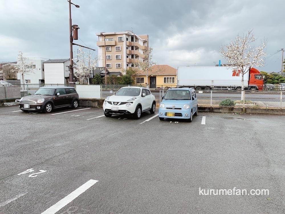 イルアル(iruaru)久留米市 駐車場