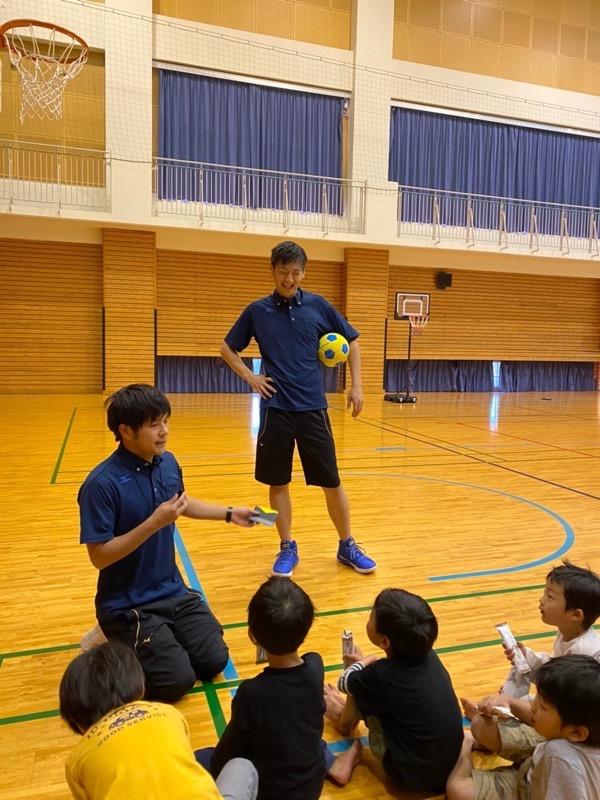 TREE maintenance(ツリーメンテナンス)荘島体育館で運動神経向上を目的とした幼児体育教室