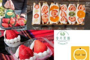 香月菜園・フルトリエ 中村果樹園がエマックス・クルメに期間限定オープン!
