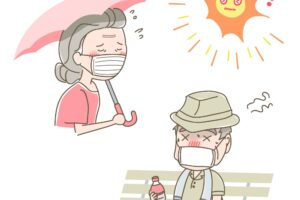 福岡県久留米市 今日の最高気温29.7度 7月上旬並 全国5番目の暑さ
