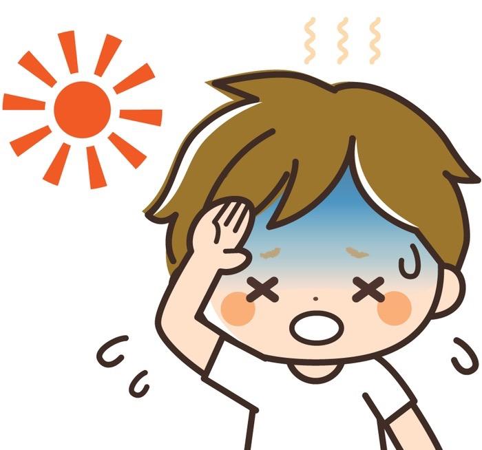 久留米市 今日の最高気温30.7度!全国2番目の暑さ 観測史上1位の値を更新