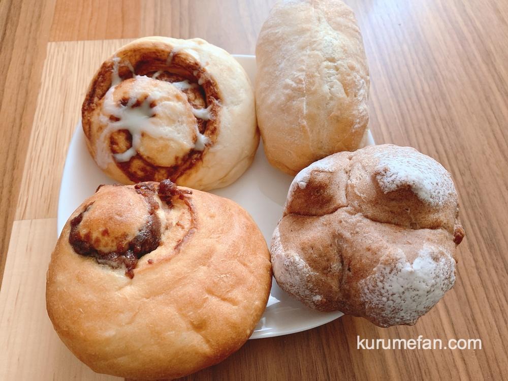 サコぱん 久留米市柳坂ハゼ並木側のアウトドアパン屋 天然酵母パンが美味い