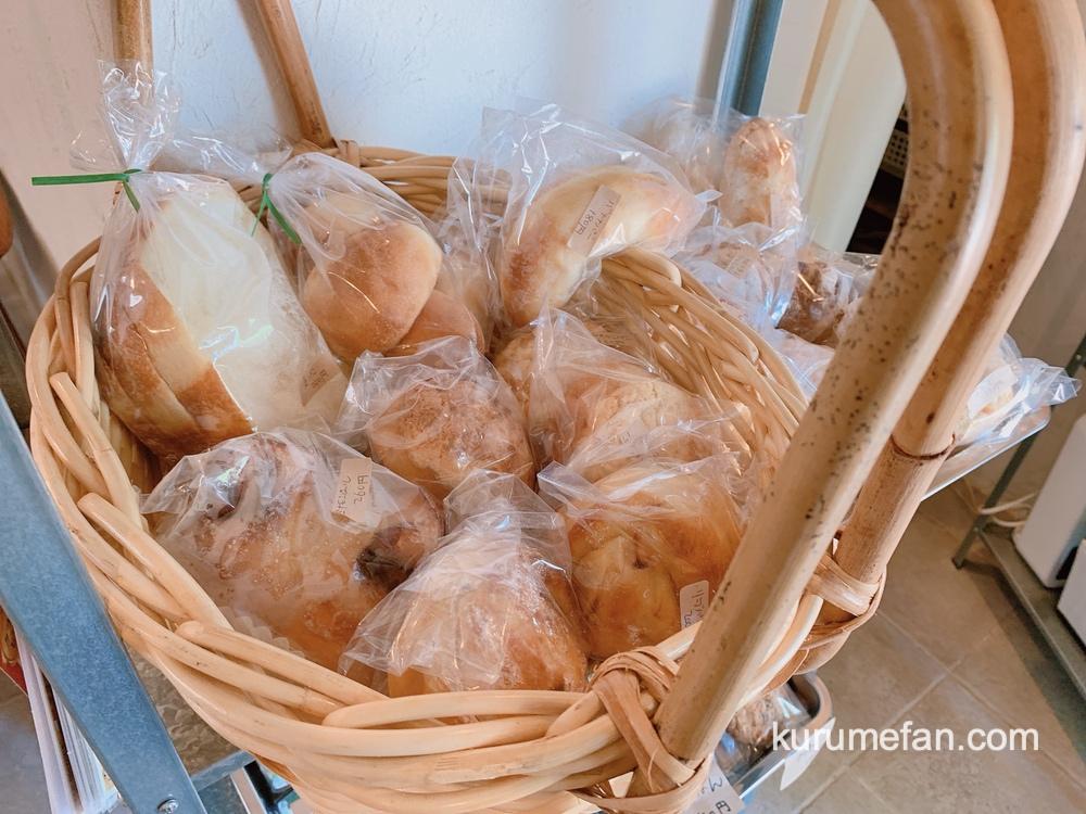 ソワレの森 自家製酵母ぱんとお菓子の店「ミチルぱん」