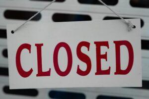 久留米市周辺 2021年 上半期 閉店したお店まとめ【2021年1月〜6月】