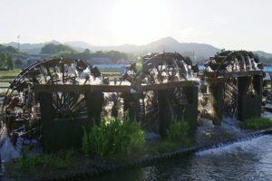 NHK 小さな旅「水車はぐくむ夢 福岡県朝倉」筑後川とともに生きる暮らし