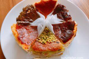 BOUTONNIERE(ブートニエール)久留米市にオープンしたチーズケーキ専門店