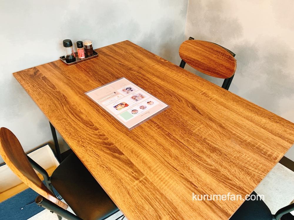 GOHAN+CAFE pin(ゴハンプラスカフェ ピン)店内
