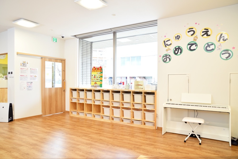 ぱぴよん保育園 久留米の特徴、施設の特徴