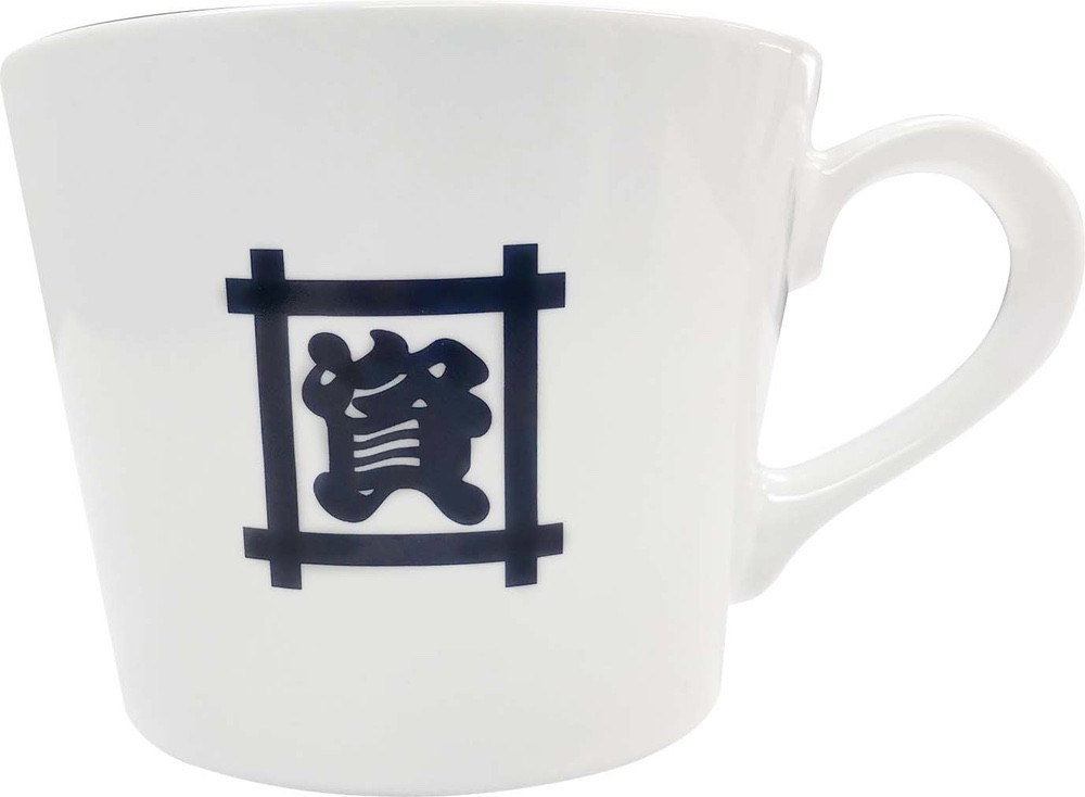 銅:大容量!資さんうどん特製マグカップ