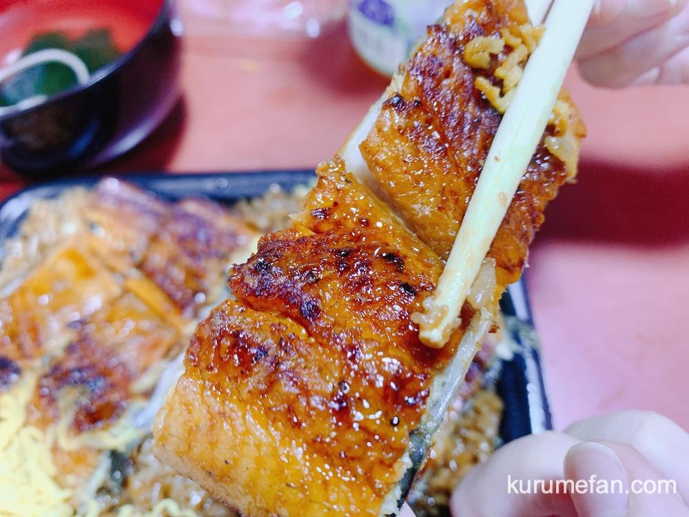 うなぎの留さん 身が柔らかくふわふわで美味しい鰻のせいろむし