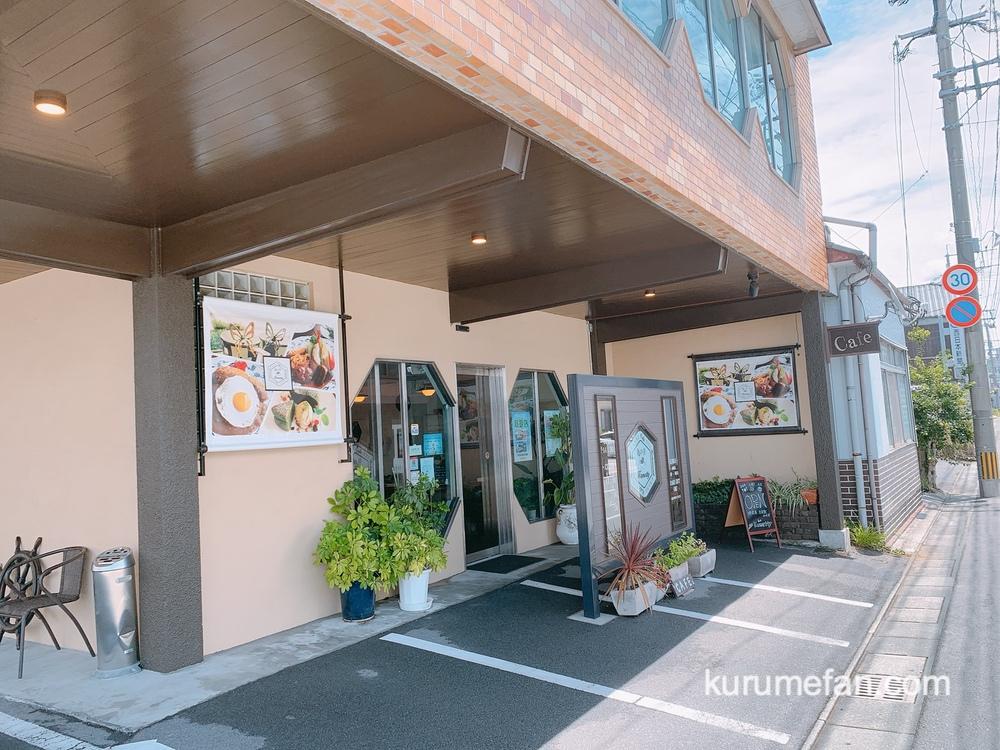 亀の井 Kametty(カメティ)店舗場所【福岡県八女市本町531】
