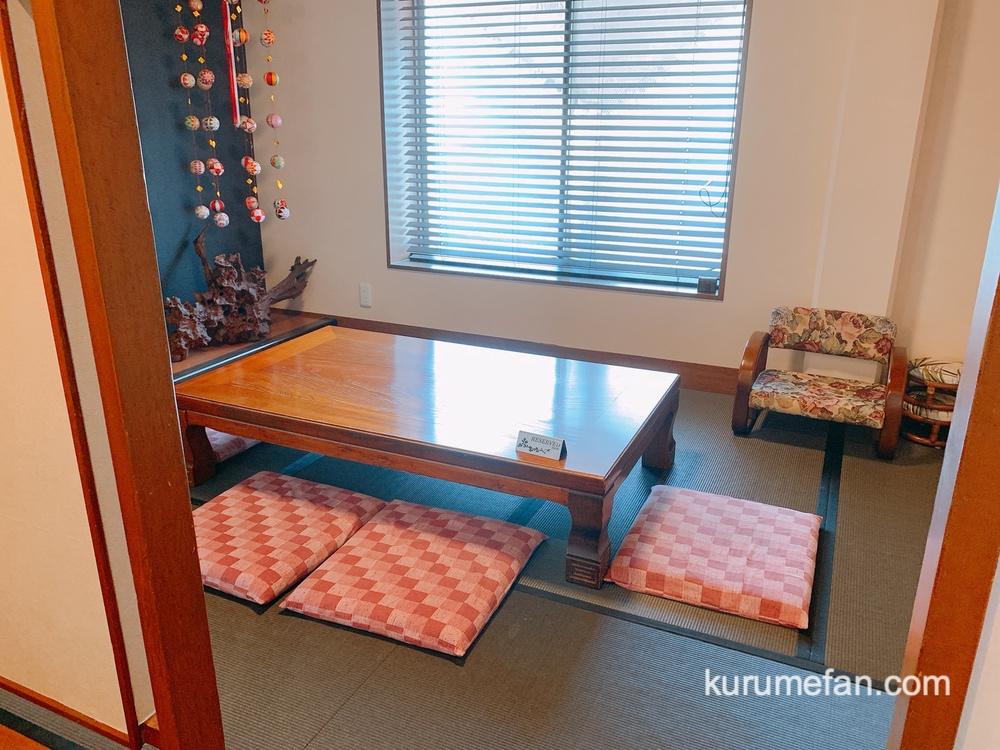 亀の井 Kametty(カメティ)座敷席