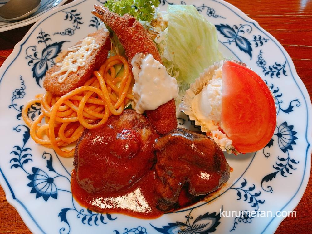 亀の井 Kametty(カメティ)老舗レストランこだわりの美味しいランチ