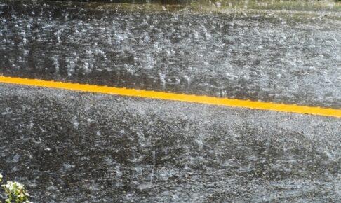 久留米市・筑後地方 夕方にかけて大雨の恐れ 土砂災害や川の氾濫に警戒