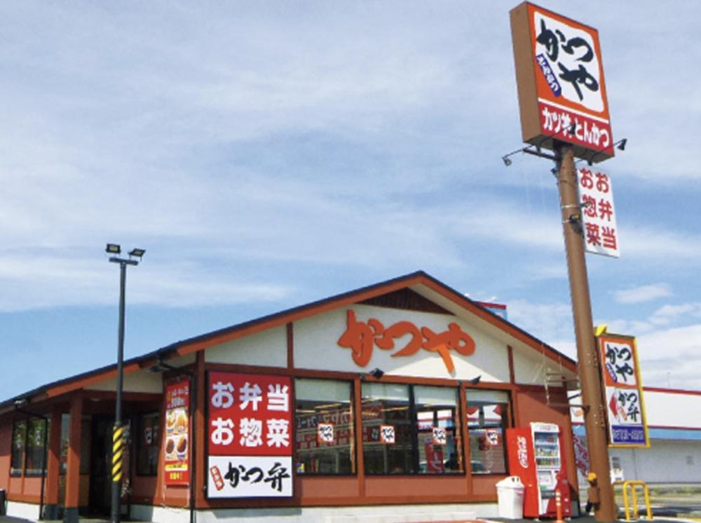 かつや久留米上津店 上津パイパス沿いに11月下旬オープン 久留米市初出店