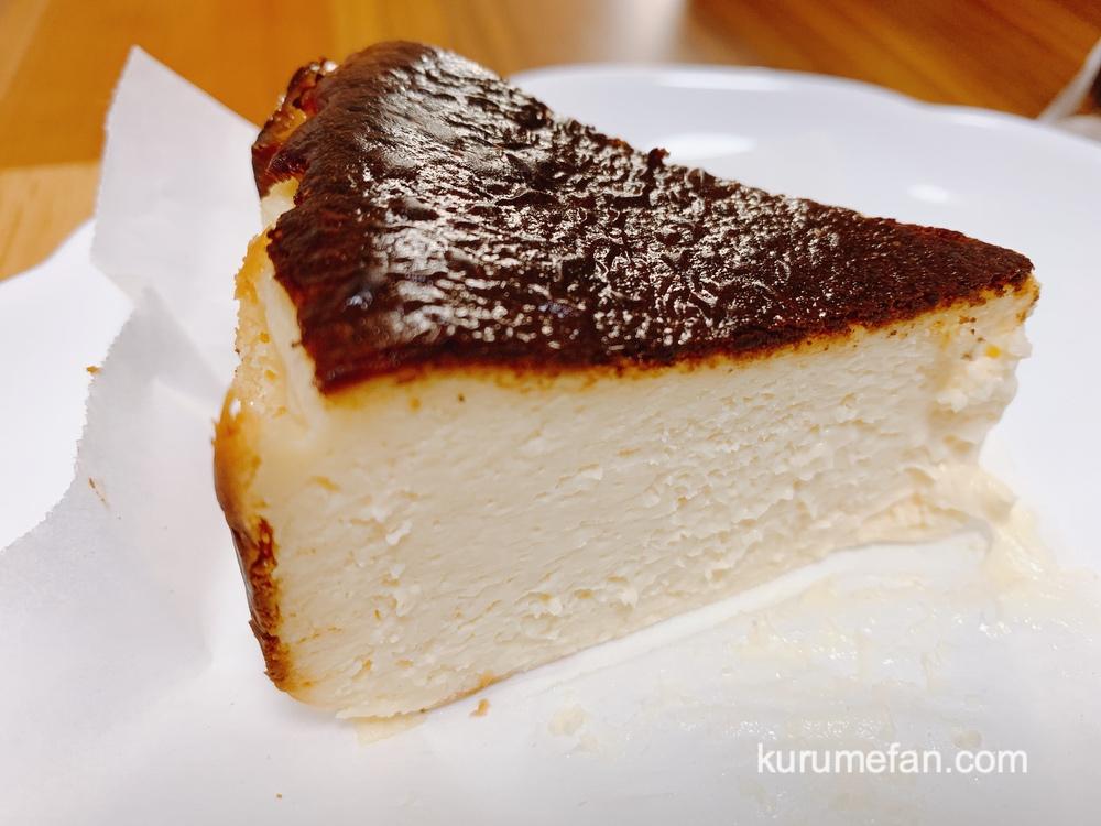 チーズケーキ専門店「LOCO(ロコ)」バスクチーズケーキ プレーン