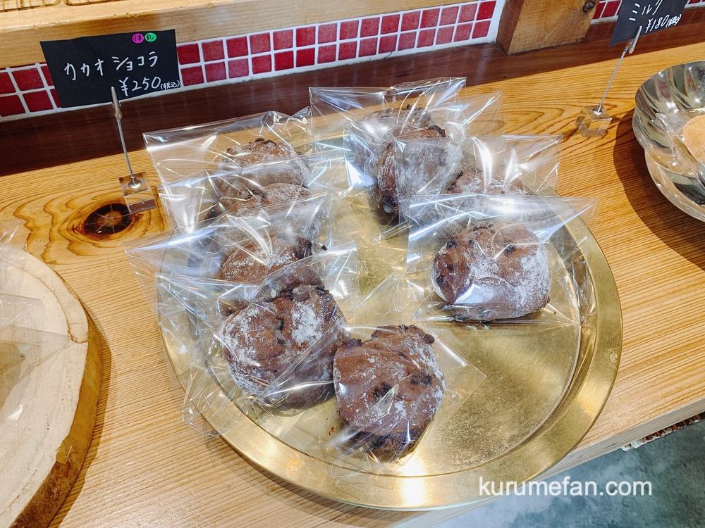 masapan(マサパン)久留米市 あべこべ店内でパンやサンドを販売