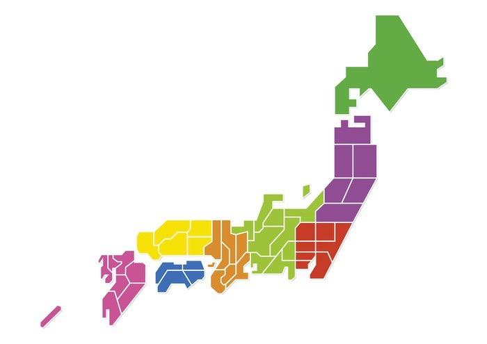 都道府県魅力度ランキング2021 福岡県は7位!市区町村魅力度ランキングは!?