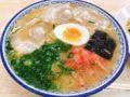 丸好(まるよし)久留米ラーメン老舗の味!焼きめしも美味い食堂!