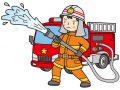 大川市三丸 田口町公民館南側付近で建物火災【火事情報】