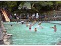 調音の滝公園 流水プール 7月20日オープン!そうめん流しもできる【うきは市】