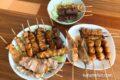 やきとり家 竜鳳 久留米店で焼き鳥をテイクアウト 豚バラや牛サガリ串が旨い