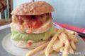 ピーバーガー 肉肉しいハンバーガーが美味い!【久留米市篠山町】