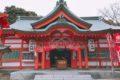 久留米 大学稲荷神社 冬籠祭(フイゴマツリ)一年間の厄を払い